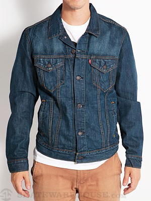 Levi's The Trucker Jacket Charlie LG