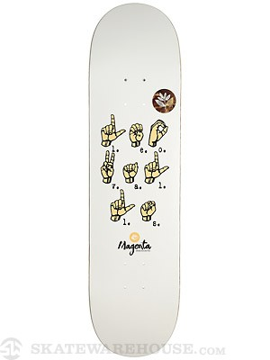 Magenta Leo Valls Communication Deck 8.25 x 32.2