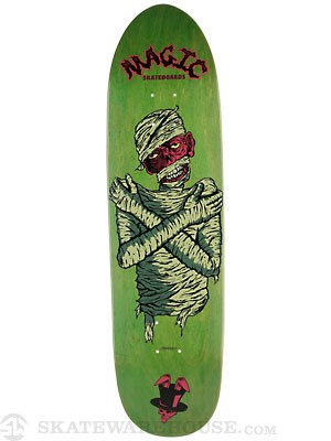 Magic Mummy 2 Deck 8.75 x 32.5