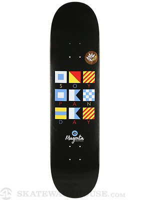 Magenta Soy Panday Communication Deck 8.0 x 32