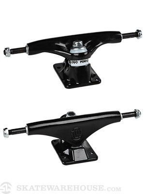 Mini Logo Trucks Black 7.63