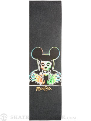 Mouse Mousefits Hand Sprayed Griptape on Mob
