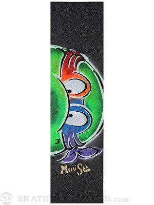 Mouse TMNT Hand Sprayed Griptape on Mob