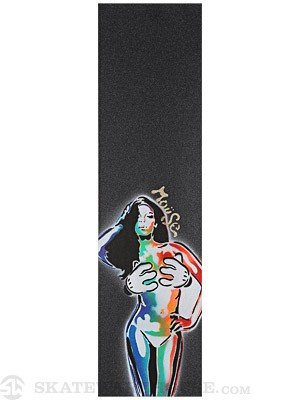 Mouse Vixen Hand Sprayed Griptape on Mob