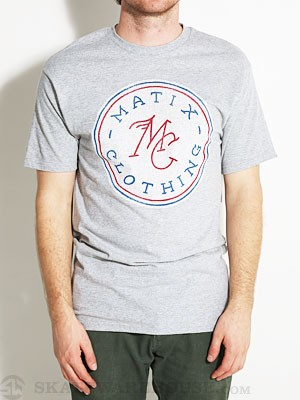 Matix MC All Scars Tee Athletic Heather SM