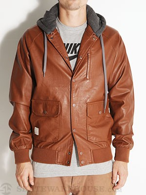 Matix Barclay Jacket Brown XL