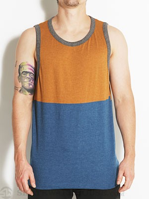 Matix Freshblocks Tank Top Blue SM