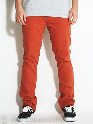 Matix Gripper Twill Pants Brick 30