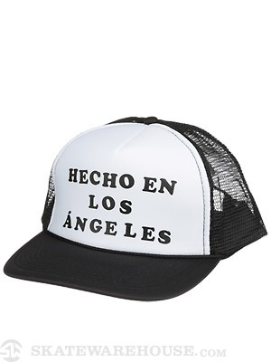 Matix Hecho Trucker Hat White/Black