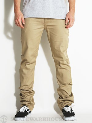 Matix MJ Gripper Twill Denim Pants Khaki 28