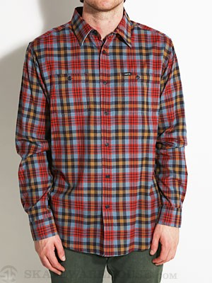 Matix MJ Ranger Flannel Red SM