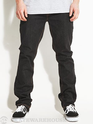 Matix Gripper Jeans Black Raw 28x28