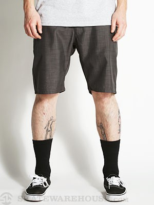 Matix MJ Field Slacks Shorts Graphite 32