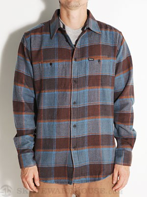 Matix Piller Flannel Black MD