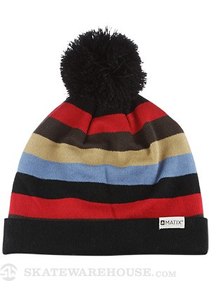 Matix MJ Welldone Beanie Black