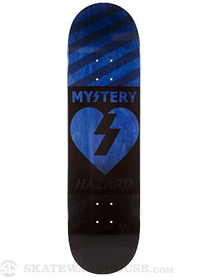 Mystery Hazard Blue Deck 8.5 x 32.25