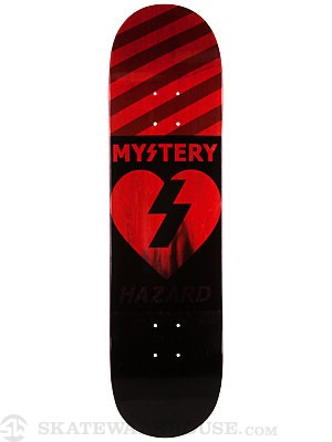 Mystery Hazard Red Deck 8.125x32.125