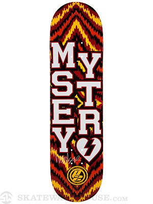 Mystery James Varsity Sludge P2 Deck 8.375 x 32.25