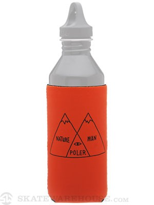 Mizu M8 Poler Bottle Jacket  Orange
