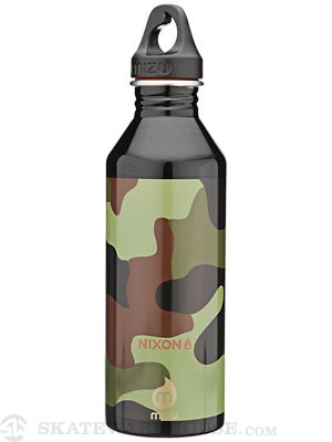 Mizu M8 Nixon Water Bottle  Camo