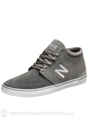 New Balance Brighton Hi Shoes  Asphalt Grey/Sky Grey