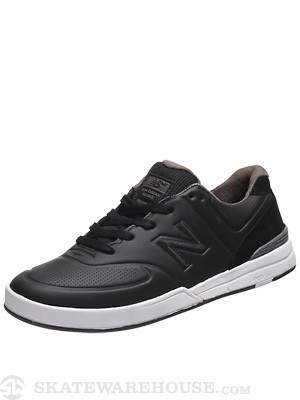 New Balance Numeric Logan Shoes  Black/Black