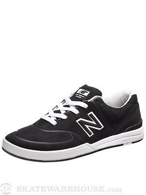 New Balance Numeric Logan Shoes  Black/White