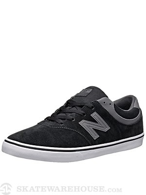 New Balance Numeric Quincy Shoes  Black/Magnet Grey