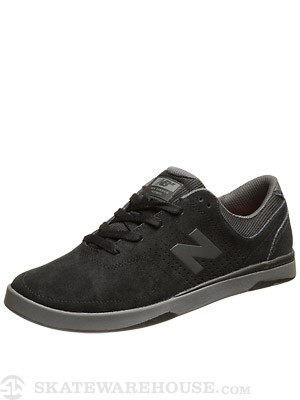 New Balance Numeric Stratford Shoes  Black Magnet/Grey
