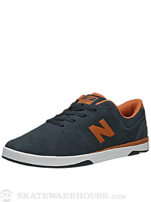 New Balance Stratford Shoes  Indigo Blue/Burnt Orange