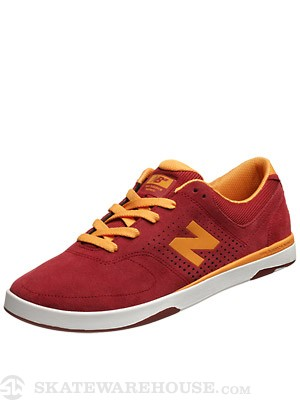 New Balance Stratford Shoes  Port Red/Flame Orange