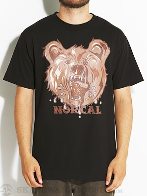 Nor Cal Mega Maul Tee Black SM