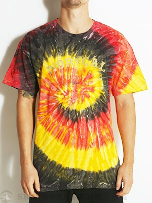 Nor Cal Nautical Tie-Dye Tee Kingston LG