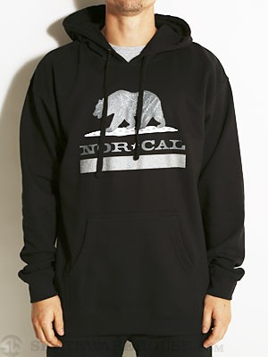 Nor Cal Other Republic Hoodie Black MD