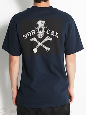 Nor Cal Plunder Pocket Tee Navy MD