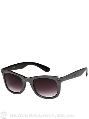 Nor Cal Risky Biz Sunglasses  Grey/Black