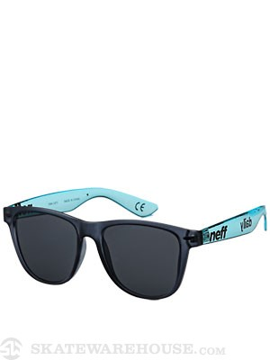 Neff Daily Shade Sunglasses Black/Ice