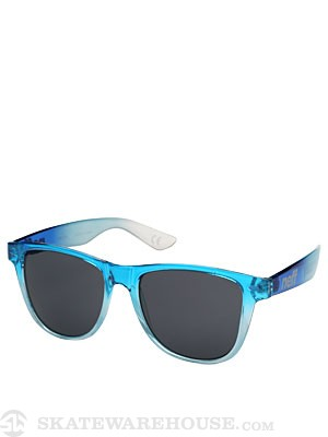 Neff Daily Sunglasses Clear Blue
