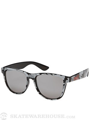 Neff Daily Sunglasses Snow Camo