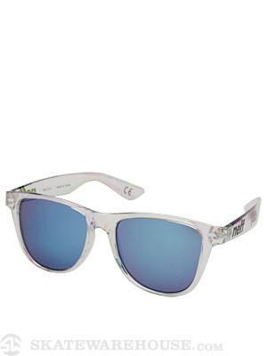 Neff Daily Sunglasses Silver