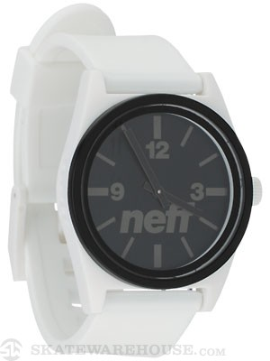 Neff Deuce Watch White/Black