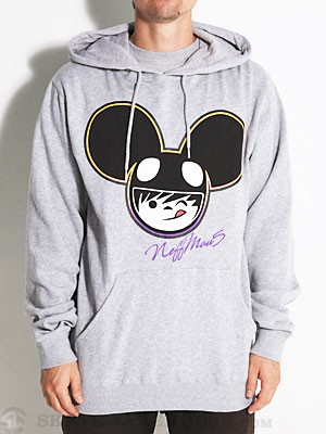 Neffmau5 Aura Hoodie Athletic Heather MD
