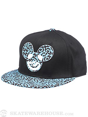 Neffmau5 Icon Spreckle Snapback Black