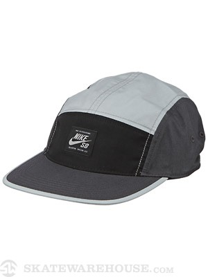 Nike Blocked 5 Panel Black/Anthracite