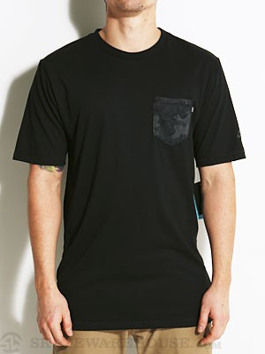 Nike SB Dri-Fit Camo Block Tee Black SM