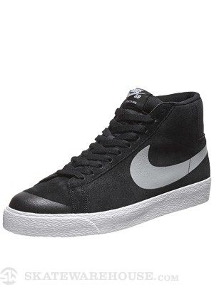 Nike SB Blazer Premium SE Shoes  Black/Base Grey