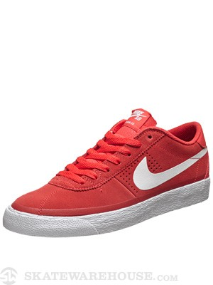 Nike SB Bruin Premium SE Shoes  Light Crimson