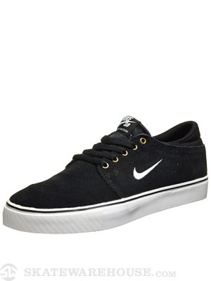 Nike SB Team Edition Shoes  Black/White/Gum