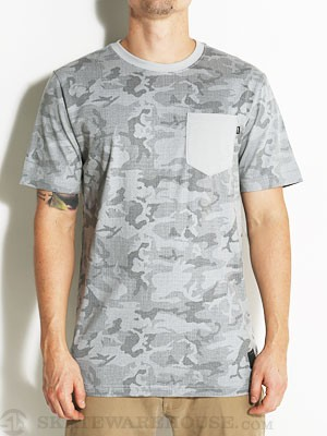 Nike SB Camo Full Body Tee Dark Grey SM