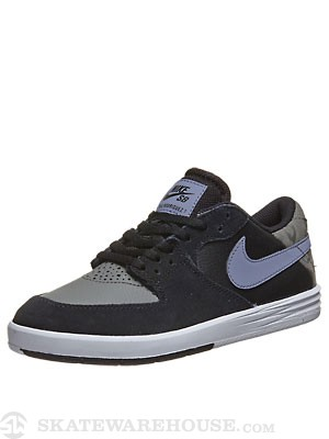 Nike SB Kids P Rod 7 Shoes  Black/Iron Purple